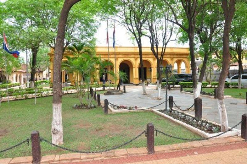 Resultado de imagen para gobernacion de Concepción py